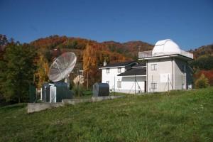 osservatorio in autunno
